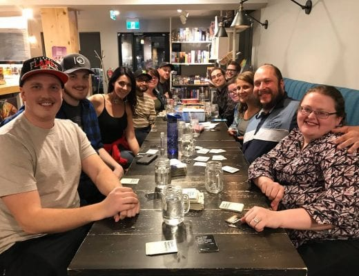 Localife Calgary: You can't be bored with board games!