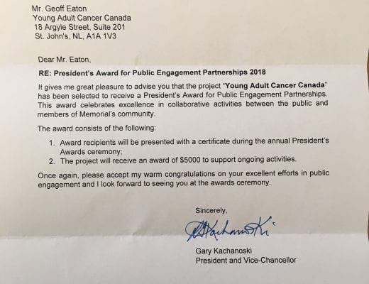 YAC Prime receives a President's Award for Public Engagement Partnerships!
