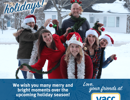 Happy holidays from YACC!