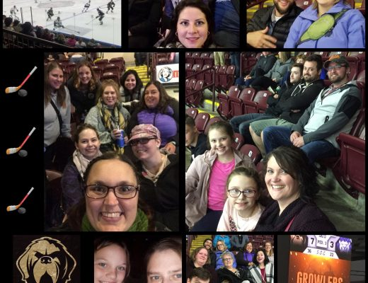 Localife St. John's has a great night at the Growlers game