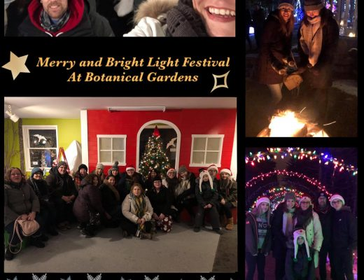 "Localife St. John's has ""Merry & Bright"" time at MUN Botanical Gardens!"