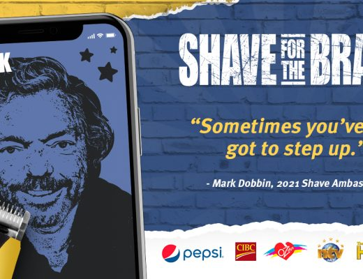 Shave for the Brave: Mark