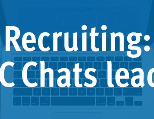 Be a YACC Chats leader!